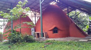 Eco-Dome House in Tinamastes in a Self-Sustainable Community