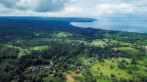 Ocean View Farm with Riverfrontage Close to Drake Bay Airport