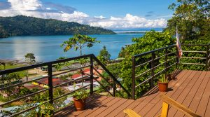 Fisherman's Dream Home Steps to the Beach Overlooking Golfito Bay