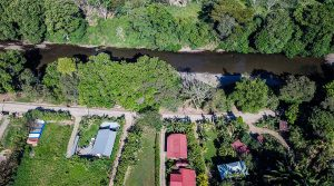 Perfectly Located House on Baru River Walking Distance to Dominical Beach