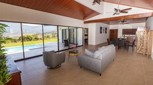 Brand New Modern Home with Valley Views Near Nauyaca Waterfall