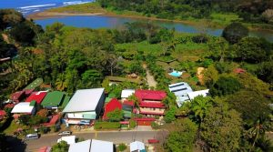 Large Home with Rental Options Located On Main Street Dominical