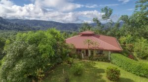 House in Las Tumbas with Mountain, Jungle and Ocean Views