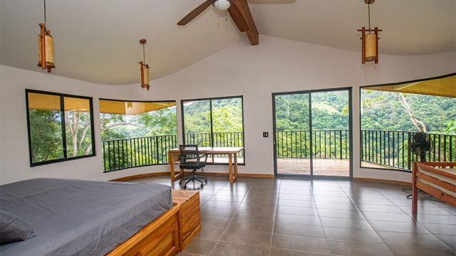 3rd Story Master Suite