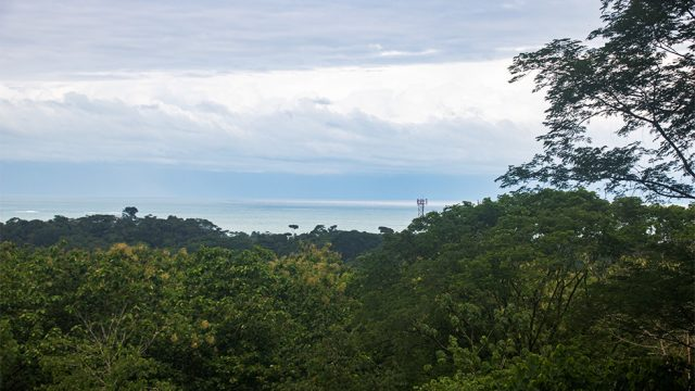 Ocean View Land in Uvita