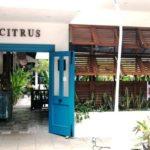 Popular Citrus Restaurant