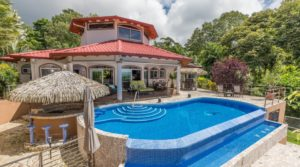 Luxurious Ocean View Estate Overlooking Pinuelas Beach Ojochal