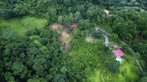 Jungle and Valley View Building Site in Secure Community Portalon