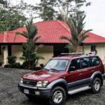 Toyota Prado Option