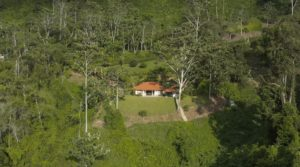 Home Near Dominical with Spectacular View And Waterfall Access