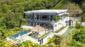 Luxury Home in Dominical with Magnificent Ocean Views