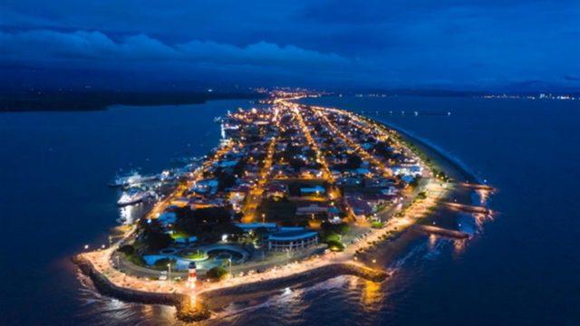 Located in Puntarenas
