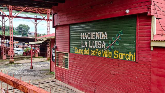 Historic Location Hacienda la Luisa