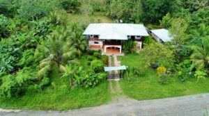 Home and Guest Home in Puerto Jimenez Near Corcovado National Park