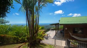 Charming Mountain Home with Panoramic Ocean View Near Ojochal