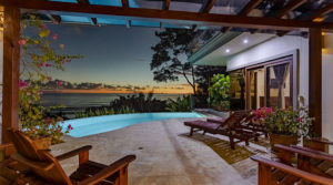 Best Views in Dominical! Luxury Home Just Steps from the Beach