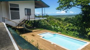 New Home Near Dominical with Gorgeous Jungle and Ocean Views