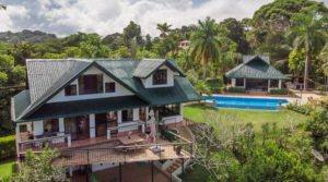 Tropical Costa Rican Estate with Multiple Homes in Lagunas Dominical