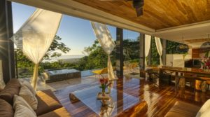 Extraordinary Ocean View Luxury Home in the Hills Above Uvita