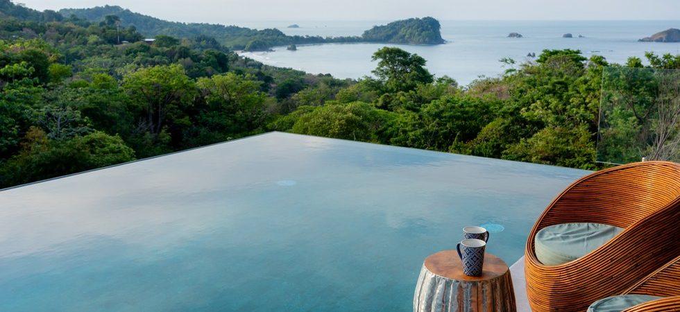 Premier Ocean View Luxury Rental Home in Manuel Antonio Hills