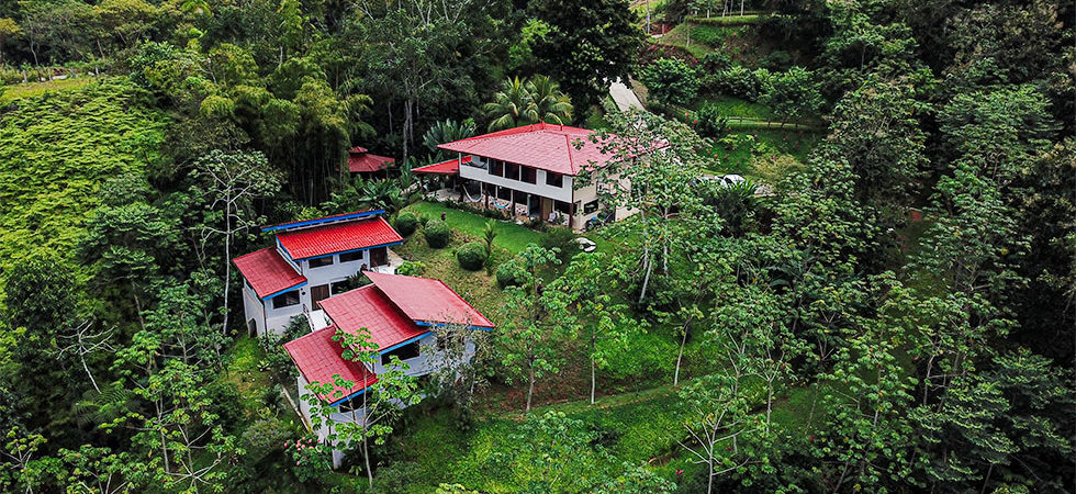 Turnkey Jungle Eco-Hotel for Sale Near Dominical