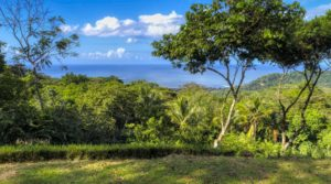 Ocean View Building Lot in Private Dominicalito Community