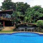 Tree House Pool Area