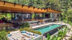 Elegant Luxury Home in Costa Verde Estates Near Dominical Beach