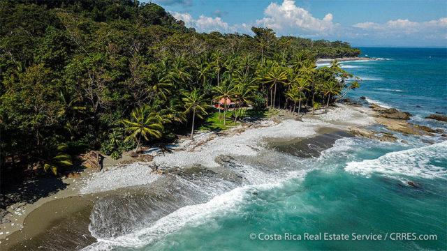 Premier Beachfront Land in Cabo Matapalo