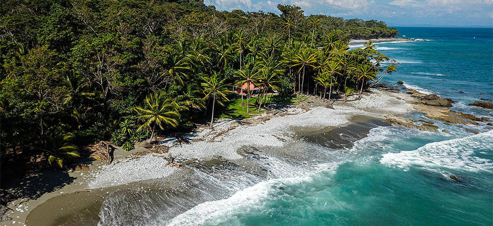 Legendary Off-the-Grid Beachfront Property in Cabo Matapalo