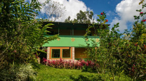 Clean Solar Energy Country Home On Green Rolling Pastures in San Isidro