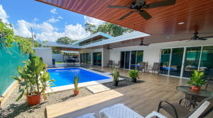 New Turnkey Home in Uvita with Large Outdoor Entertaining Area