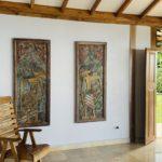 Bali-Inspired Artwork