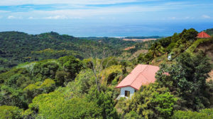 Home in Lagunas with Panoramic Ocean Views near Dominical