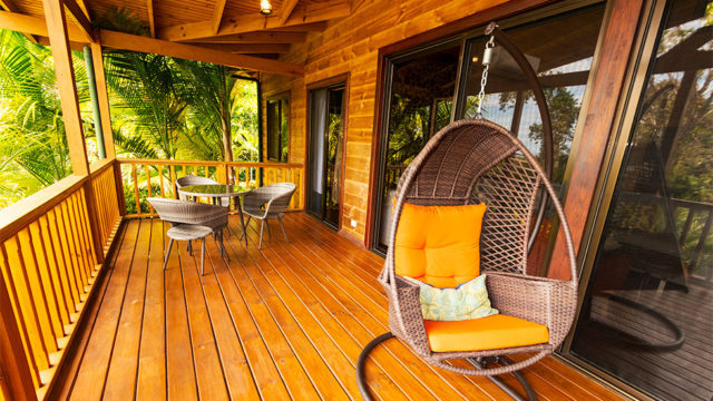 Balcony Lounges
