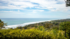 Whitewater Ocean View Lot in Front Row Ayacucho Community