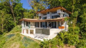Spectacular Ocean View Home in Exclusive Dominical Community