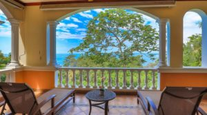 Ocean View Condo Walking Distance to Downtown Manuel Antonio