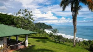 Large Jungle Property with Home and Epic Ocean Views Near Dominical