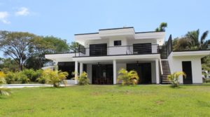 Newly Built Modern Home in Boutique Gated Development in Ojochal