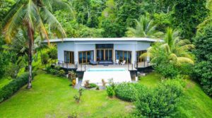 Ocean View Home Perfect for Vacation Rental Located in Uvita