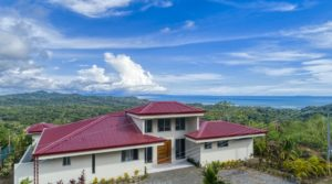 Luxury Home with Ocean Views and Lush Jungle Setting in Ojochal