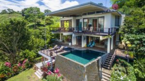 Villa with Strong Rental Income in Picturesque Manuel Antonio Setting
