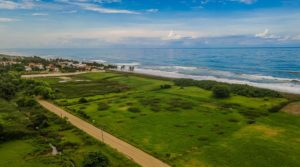 Large Titled Beachfront Parcel in Hermosa Beach Jaco Perfect for Surfers