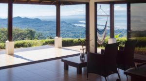 Perfectly Located Home Near Uvita with Sweeping Ocean Views