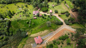 Large Usable Farm with Tilapia Ponds and New Home in San Isidro