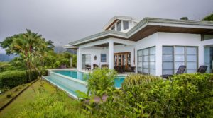 Ocean View Villa with Separate Guest Suite Near Dominical Beach