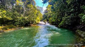 Riverfront Farm in Dos Bocas Hatillo with Rich Biodiversity