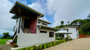 New Modern Homes with Valley Views on Cacao Ridge Dominical
