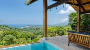 Luxury Home with Ocean Views in Private Uvita Community